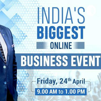 Biggest Online Business Event In History.