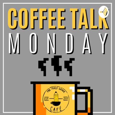 Coffee Talk Monday is a weekly discussion about personal improvement topics including motivation, inspiration, and positivity tips. Coffee Talk Monday is a production of The First Grade Cafe.  Connect with me! Instagram: @thefirstgradecafe Facebook: @thefirstgradecafe YouTube: Jeremy Michelbook