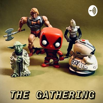 This is not your typical Gathering !! Join Derrick, Oscar, Daniel, and Host Sky As this group of Nerds talks about nothing and everything related to Sci-fi, Comics, and movies! We invite you to Gather around!   Email any questions, suggestions to thegatheringnerd@gmail.com  Visit our web page where you can leave voice messages at: anchor.fm/thegatheringnerd  YouTube channel: https://www.youtube.com/user/sky3153