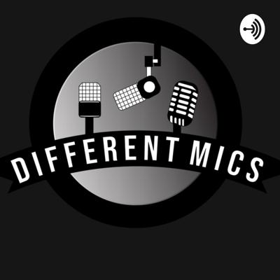 On Different Mics we talk about Sports, Entertainment, Finance and anything that helps us escape daily Life. Different guests, different opinions, Different Mics.
