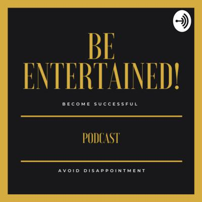 Be Entertained! is the official podcast of Yarrow House Publishing, a global entertainment company. It's all about your entertainment. We believe that entertainment plays a crucial role in your success. So, Be Entertained and become successful!