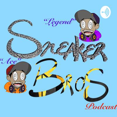 The Sneaker Bros. Podcast is Nostalgia-based show w/ a unique perspective on Sneaker News; Just a group of normal guys with normal jobs and a not-so-normal infatuation with feet... more or less 👀 Anyways every show, we recap weekly releases, resale values, and old grails we wish we had from the past. Hosted by brothers; old head, Sean