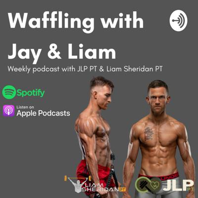 Waffling with Jay & Liam