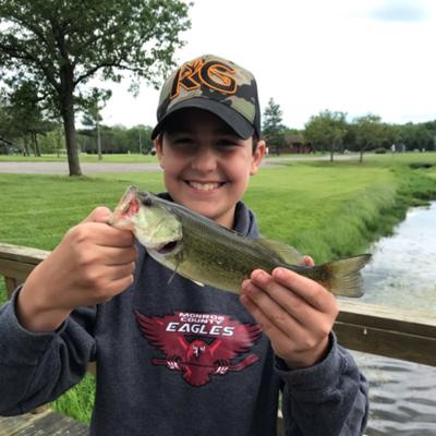 """Fishing, largemouth bass enthusiasts. """"Two goofballs who know nothing about nothing."""" -Joe Giuliano"""