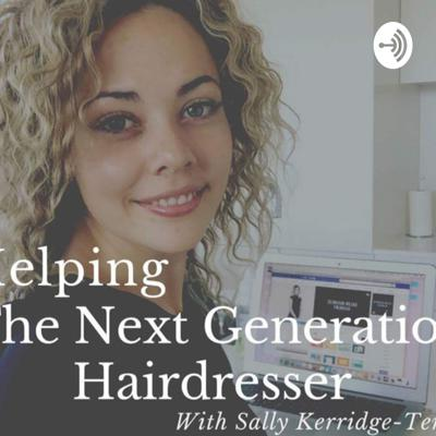 Helping The Next Generation Hairdresser
