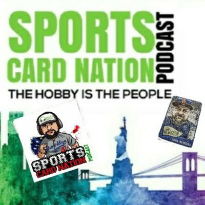 Centered on the Sports Card hobby/industry. Hobby news, info, great guest interviews, ramblings with life mixed in. We are the #1 Hobby interview show, & we like to giveaway prizes!
