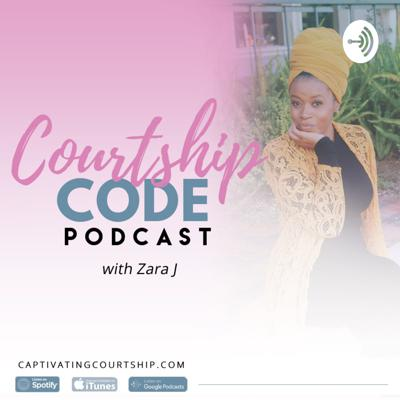 Courtship Code podcast is a catalyst for those looking for real advice on how to transform their courtship experience and attract a quality partner and relationship that will lead to marriage. This show is for everyone no matter what faith, race, or background who values having the best love and relationships possible. In these episodes, I use a combination of psychology, spirituality, and matchmaking industry techniques to help you succeed.   For matchmaking and events: Www.captivatingcourtship.com   Instagram: @_zaraj_   Like, Subscribe, leave a Review and Share!