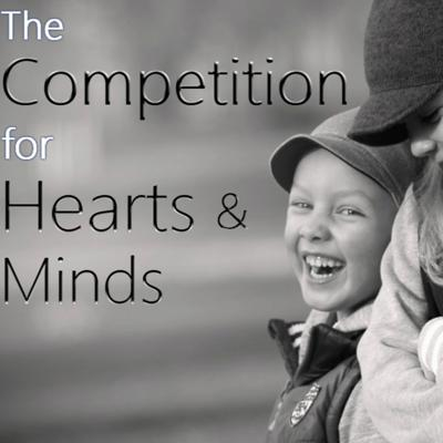 Cover art for The Competition for Hearts and Minds
