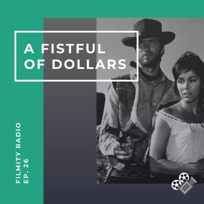 Cover art for A Fistful of Dollars