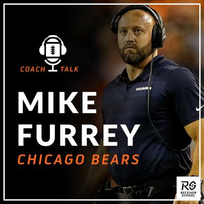 Cover art for Mike Furrey   Coach Talk
