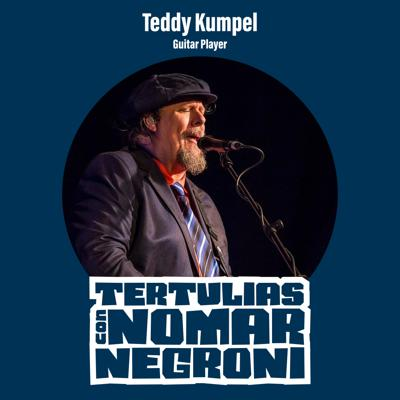 Cover art for Teddy Kumpel: Guitar Player