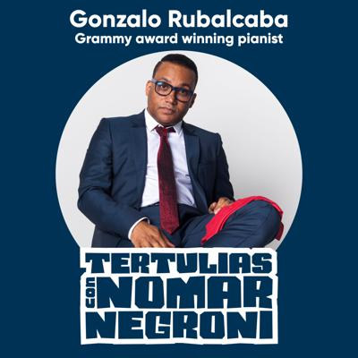 Cover art for Gonzalo Rubalcaba: Grammy award winning pianist