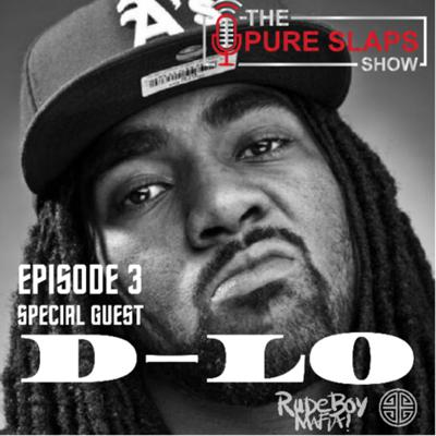 Cover art for Episode 3: Special Guest D-Lo