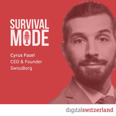 Cover art for #9 From I love you to I hate you - Cyrus Fazel CEO & Founder of SwissBorg