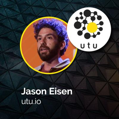 Cover art for VOX#11: UTU, Jason Eisen, CEO (April 29, 2020)