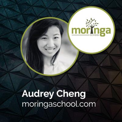 Cover art for VOX#15: Moringa School, Audrey Cheng, CEO & Founder (May 12, 2020)
