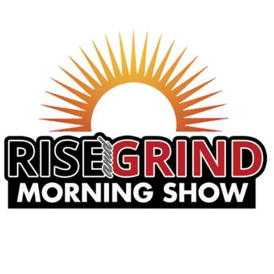 Cover art for Rise & Grind Morning Show 8/31