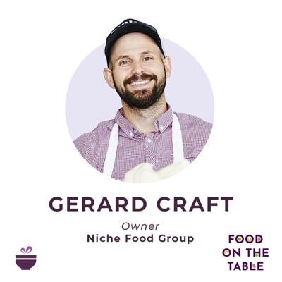 Cover art for Gerard Craft - Niche Food Group