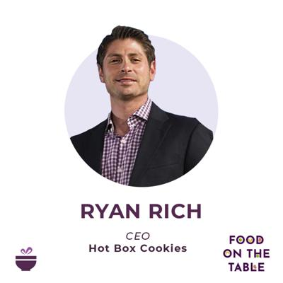 Cover art for Hot Box Cookies - Ryan Rich, CEO
