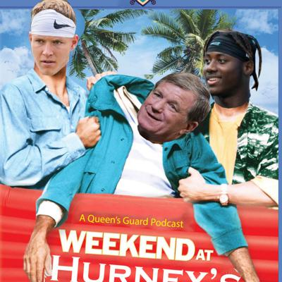 Cover art for Weekend at Hurney's 01: Offseason Recap & Pre Draft