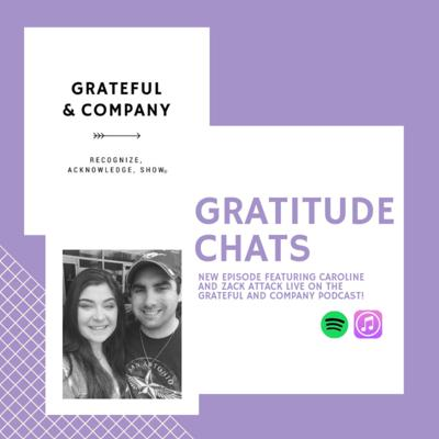 Cover art for Gratitude Chats: Meeting Tragedy with Gratitude