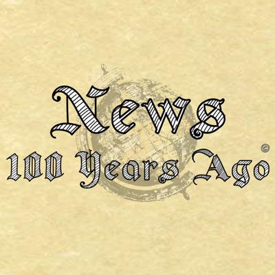 Cover art for S1 E5 News from 100 Years Ago
