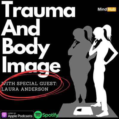 Cover art for Trauma and Body image with Laura Anderson!