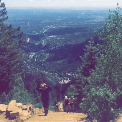 Cover art for Manitou Incline