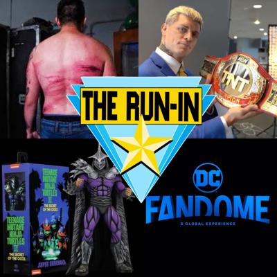 Cover art for Dominik Mysterio Earns His Stripes, AEW TNT Title Finally Gets Finished, NECA Changes It Up & Fantasy Football Help!