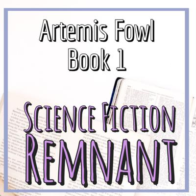 Cover art for Book: Artemis Fowl (Book 1) by Eoin Colfer