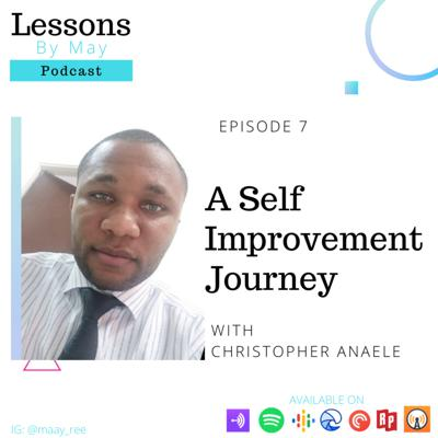 Cover art for A Self-Improvement Journey with Christopher Anaele