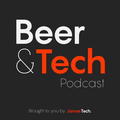 Cover art for Best tech & switching fully to Apple | Beer & Tech Podcast 1