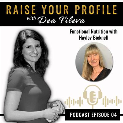 Cover art for Functional Nutrition Interview with Hayley Bicknell