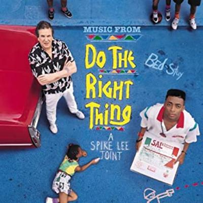 Cover art for Do the Right Thing / La Haine