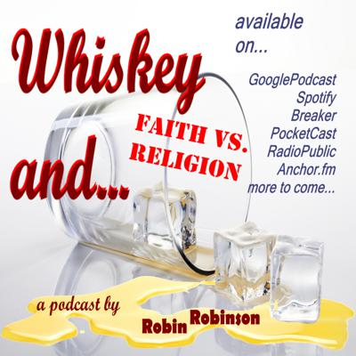 Cover art for Whiskey and...Faith vs. Religion, with Stratos Mandalakis
