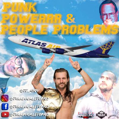 Cover art for Punk, Powerrr, & People Problems