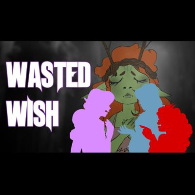 Cover art for Wasted Wish