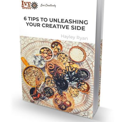 Cover art for 6 Tips to unleashing your Creative side