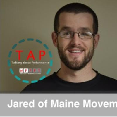 Cover art for Jared of Maine Movement