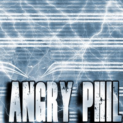 Cover art for BIG ANGRY PHIL - 2020 IN A NUTSHELL