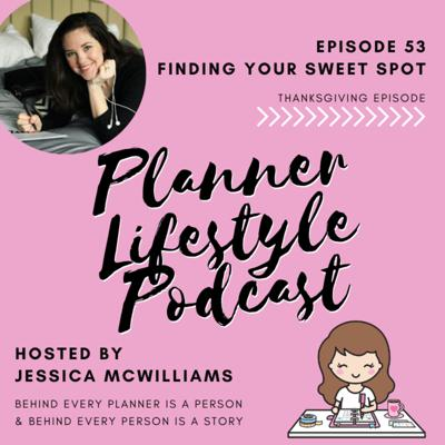 Planner Lifestyle Podcast