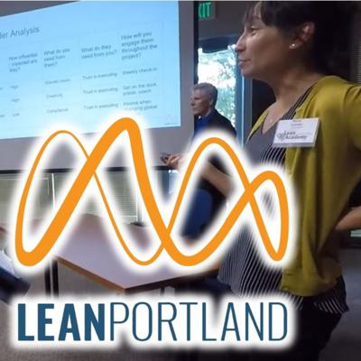 Cover art for Ep 4: Presentation at Oregon DHS Lean Academy Conference