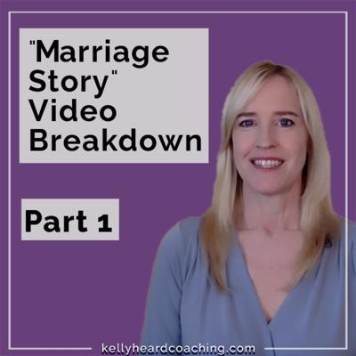 Cover art for Part 1 Marriage Story movie breakdown