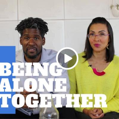 Cover art for Being Alone Together