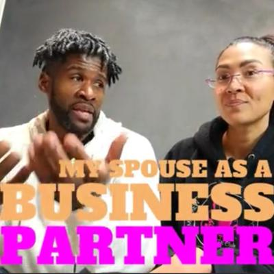 Cover art for My Spouse as a Business Partner