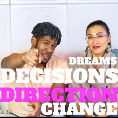 Cover art for Dreams, Decisions, Direction Change