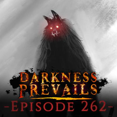 Cover art for 262: Skinwalker Encounters, Horrifying Camping in the Woods Stories and MORE!