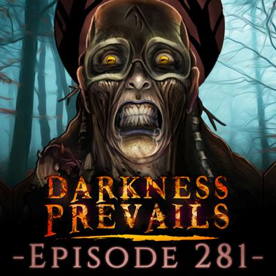 Cover art for 281: Mysterious Monsters that HUNT People and National Forest HORROR Stories