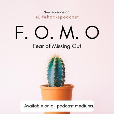 Cover art for The Fear of Missing Out, what it means and its effects.