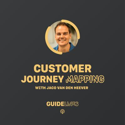 Cover art for Customer Journey Mapping with Jaco van den Heever